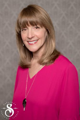 Gail Stein head shot Discover Saratoga