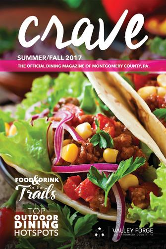 Crave Montco Summer / Fall 2017