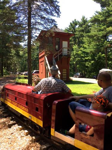 Carson Park Train Rides