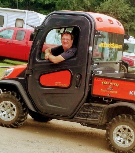 Saratoga Co. Fair truck competition