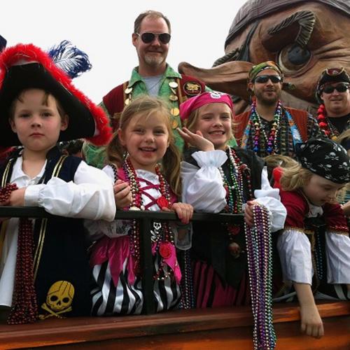 Gasparilla Kids Parade