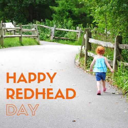 National Red Head Day