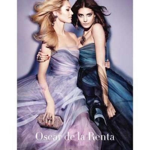 The Glamour and Romance of Oscar de la Renta