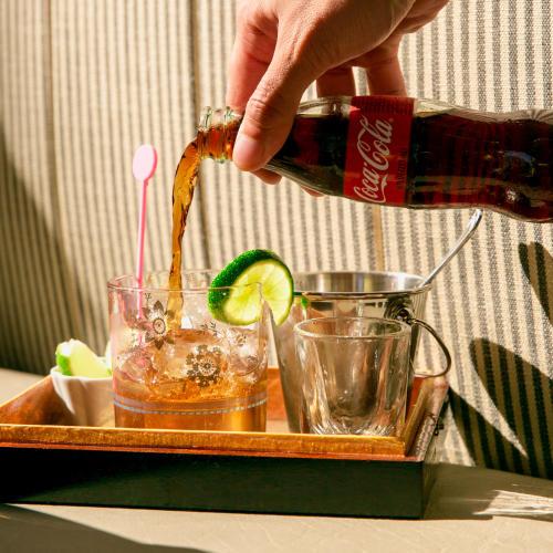 Drinks at Habana