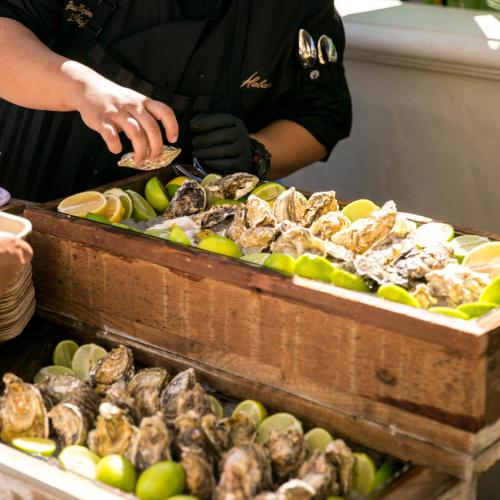 Habana oysters