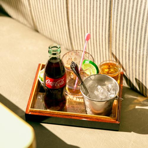 Drinks at Habana Irvine