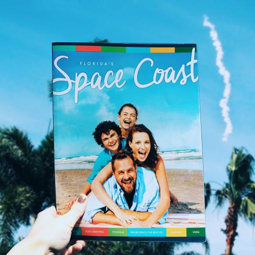 Order your Space Coast Vacation Planner