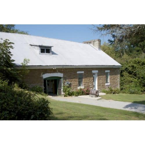 Stone Farmhouse at Baker Bird Winery