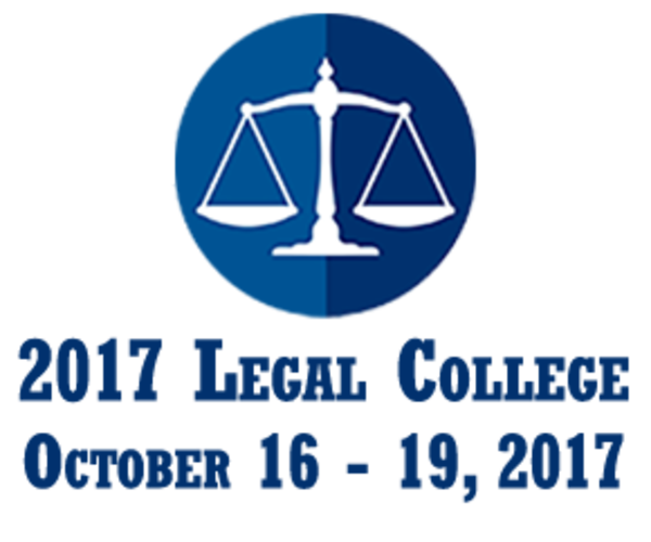 2017 Legal College Logo