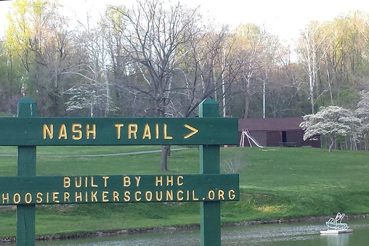 Nash Trail is awesome - you won't believe you're still in the City limits!