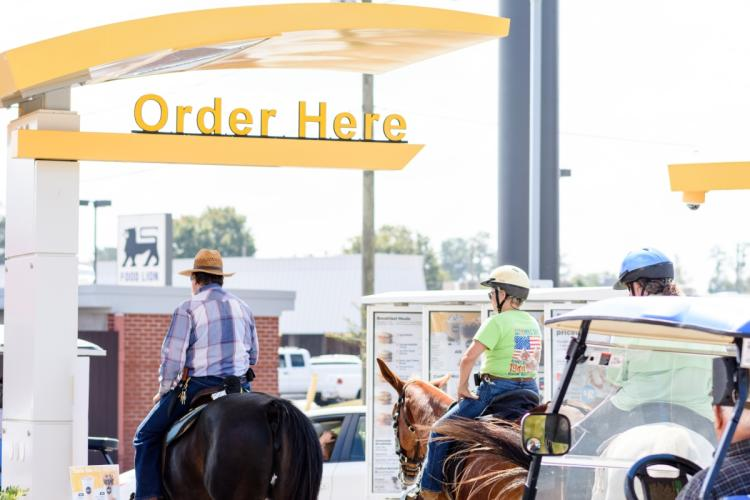 Benson Mule Days Drive-thru