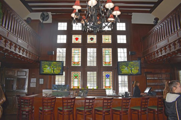 Bar at The Lodge