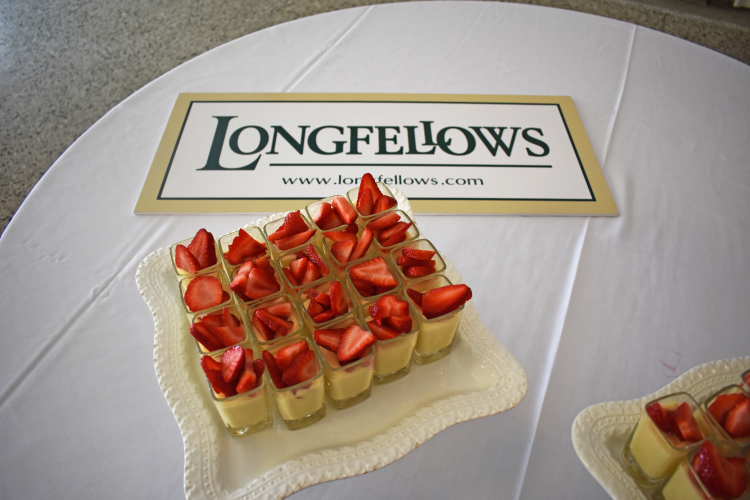 Longfellows Catering at Museum of Dance