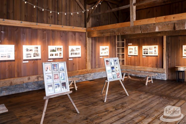 Interior Historic Barns of Nipmoose