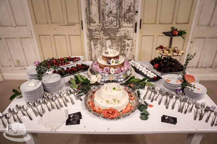 Lily & The Rose Catering Demaranville