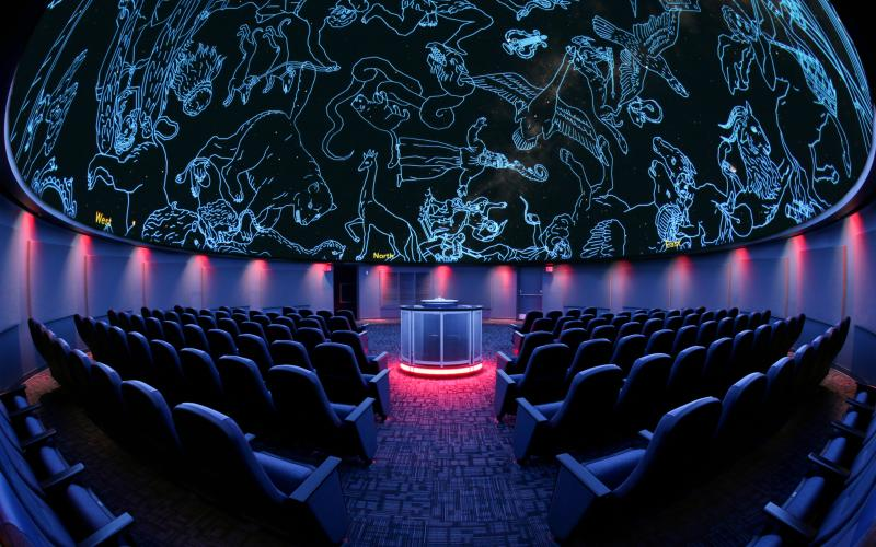 Mark Smith Planetarium