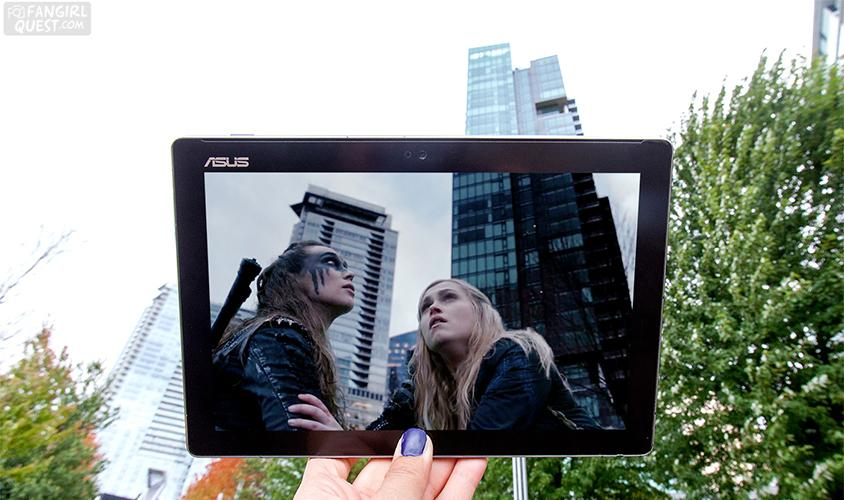 FanGirl Quest: The 100 Downtown