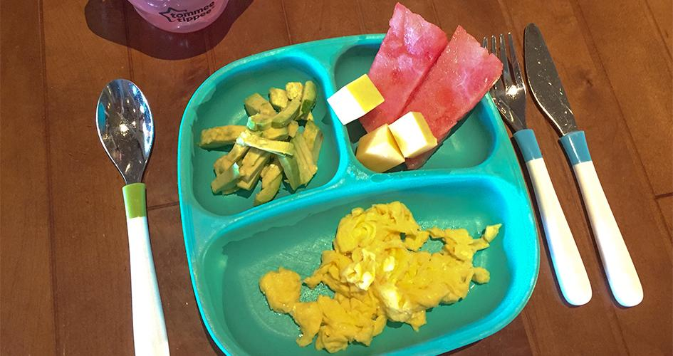 proof baby plate