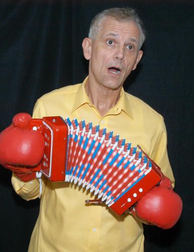 Brian Borbot, Grand Rapids Comedian