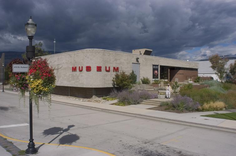 The Kelowna Museum