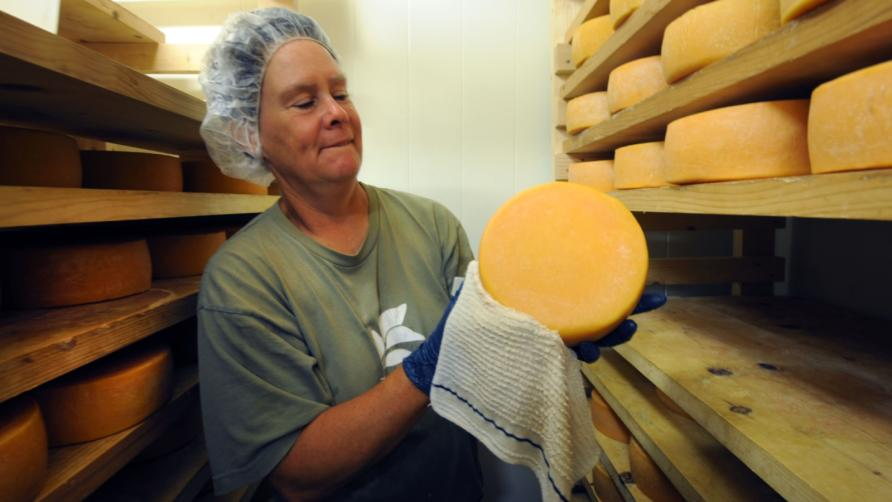 Portia McKnight Chapel Hill Creamery