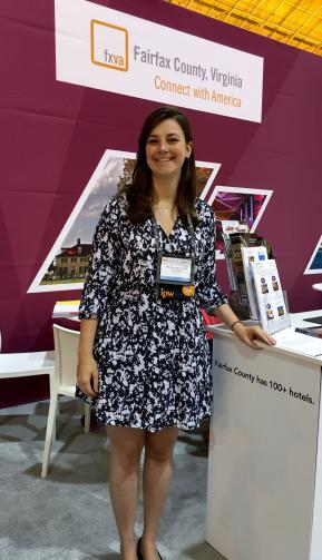 Melissa McClure, Visit Fairfax