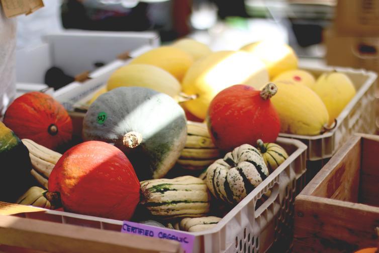 Kelowna Farmers' & Crafters' Market