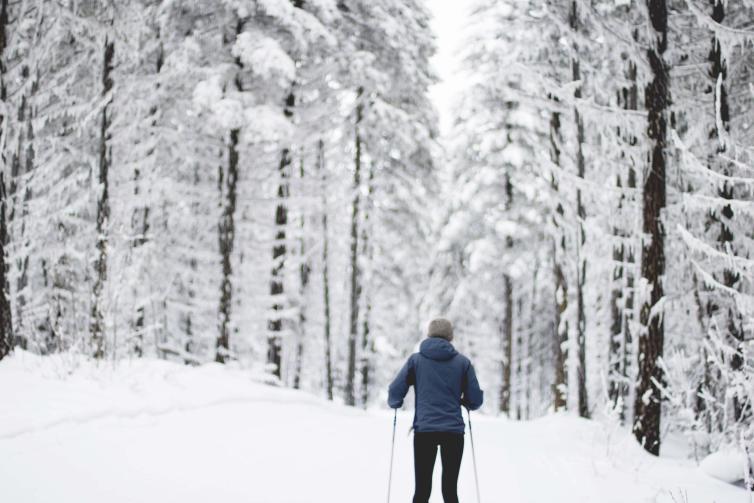 Cross Country Skiing Kelowna