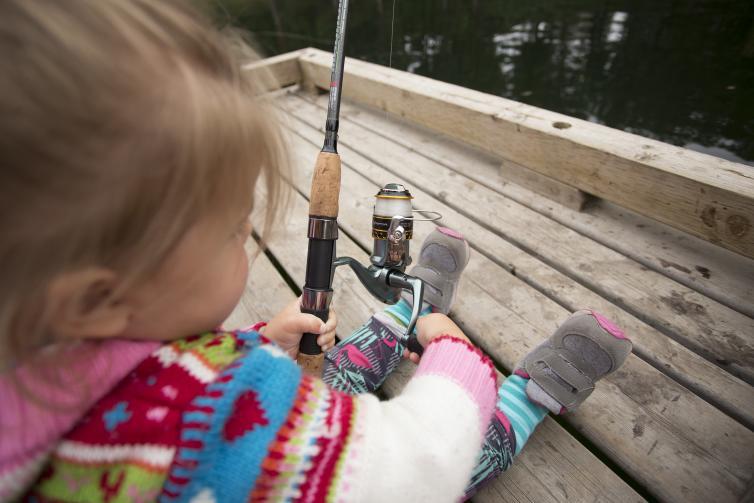 Matt's Fishing Trip