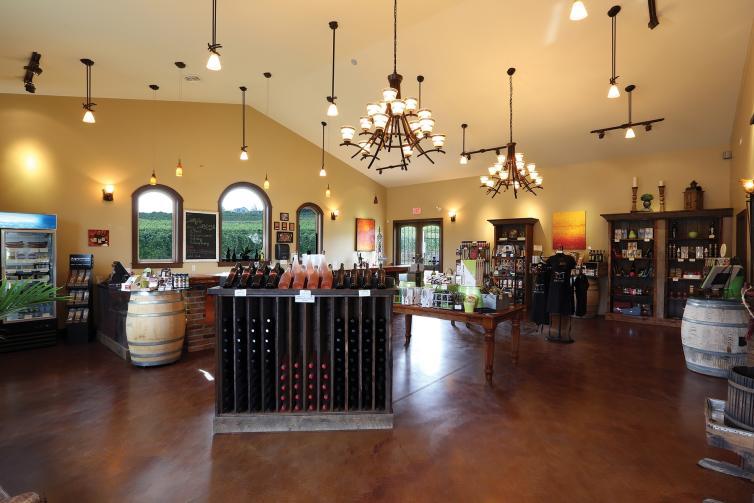 Intrigue Wines