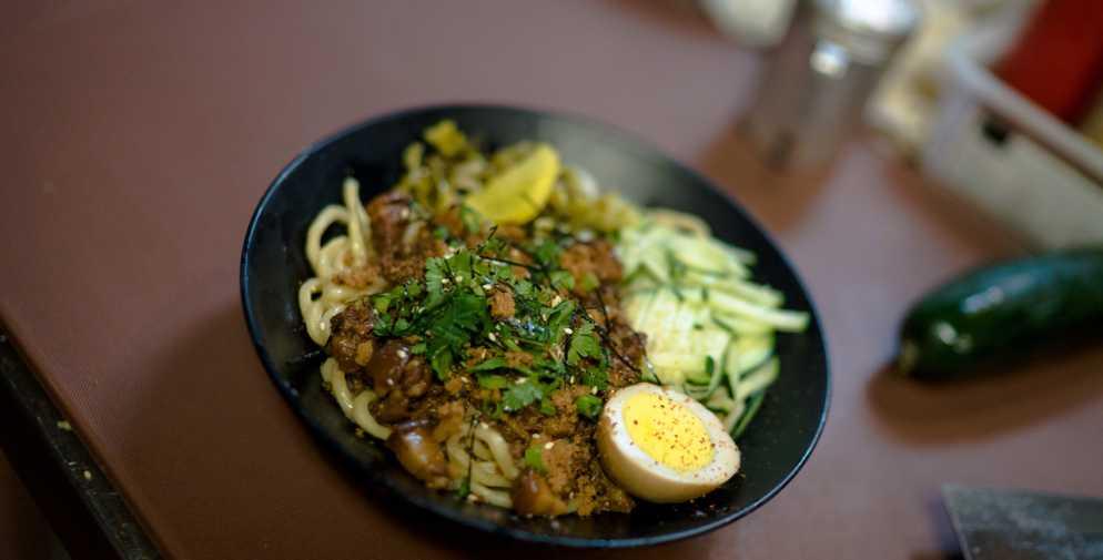 Dragon Gate Noodles