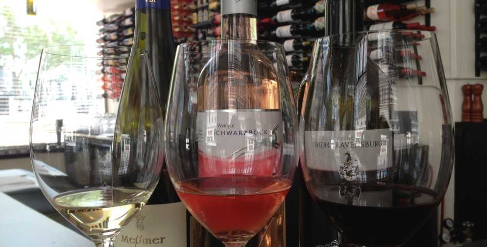 Wine Merchants Flight