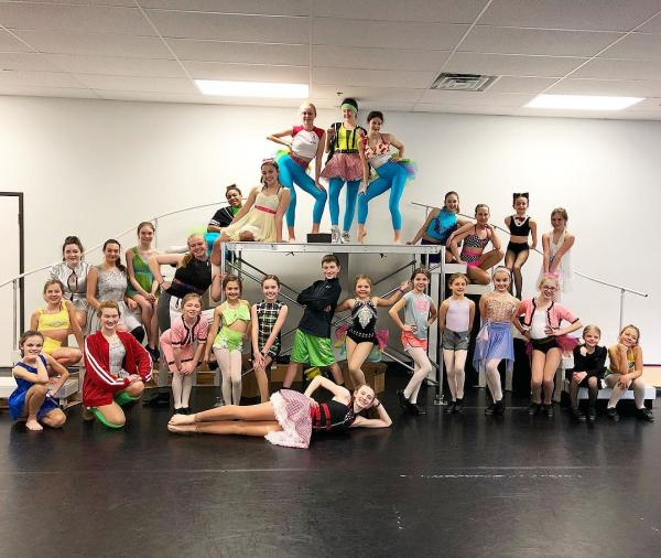 Spartan Dance & Fit Center