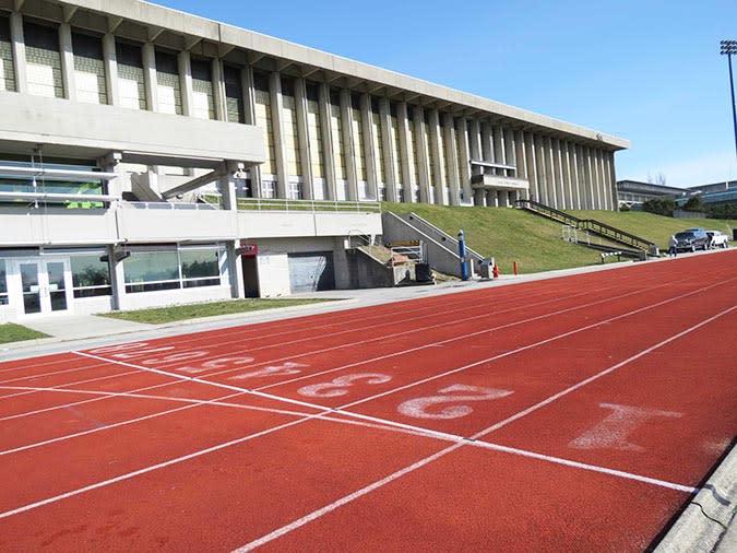 SFU Track and Field
