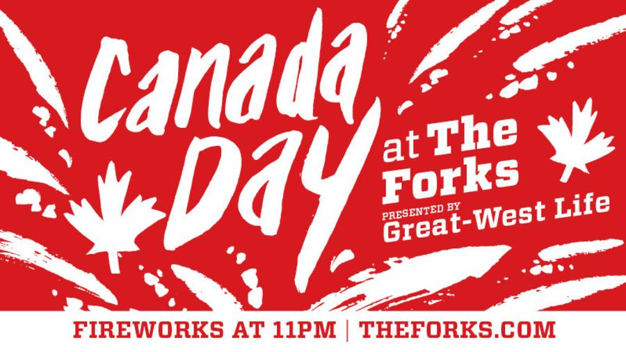 The Forks Canada Day 2018
