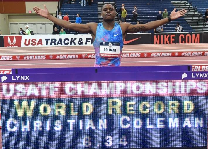 USATF World Record Indoor Championships