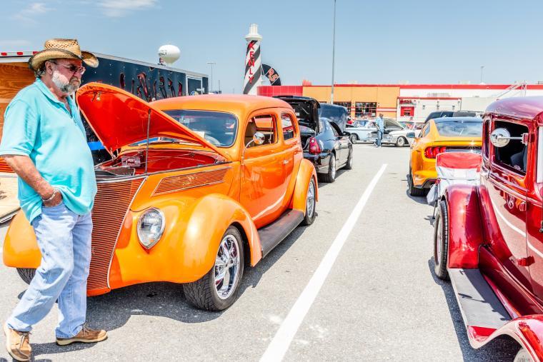 Kenly 95 Petro Car Show Jamboree