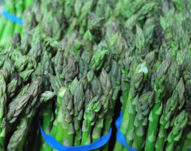 Sacramento asparagus from Produce Express