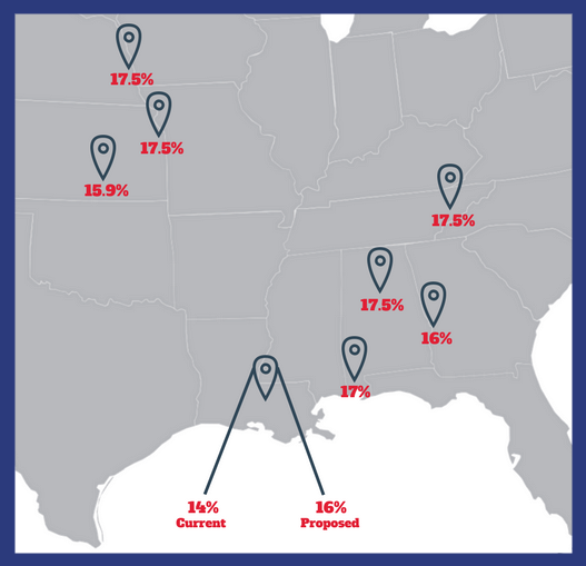 Tax Map Cities