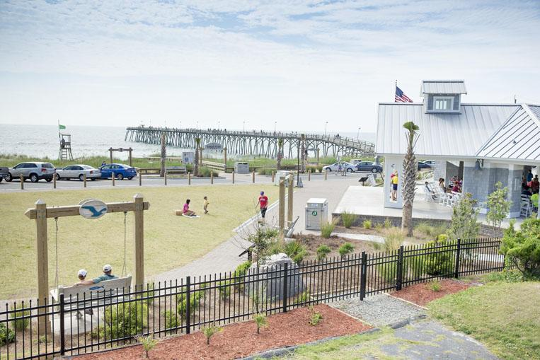 Kure Beach Ocean Front Park