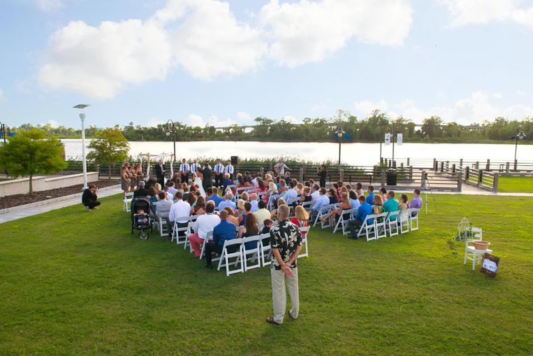 WCC Lawn Wedding