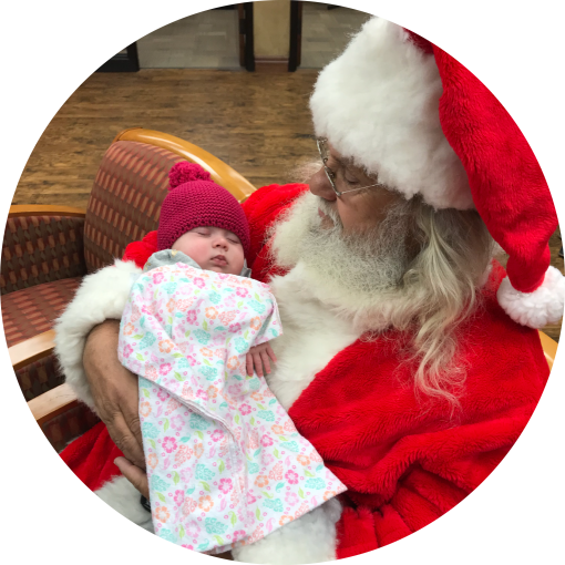 Visit With Santa At Furniture Showcase!
