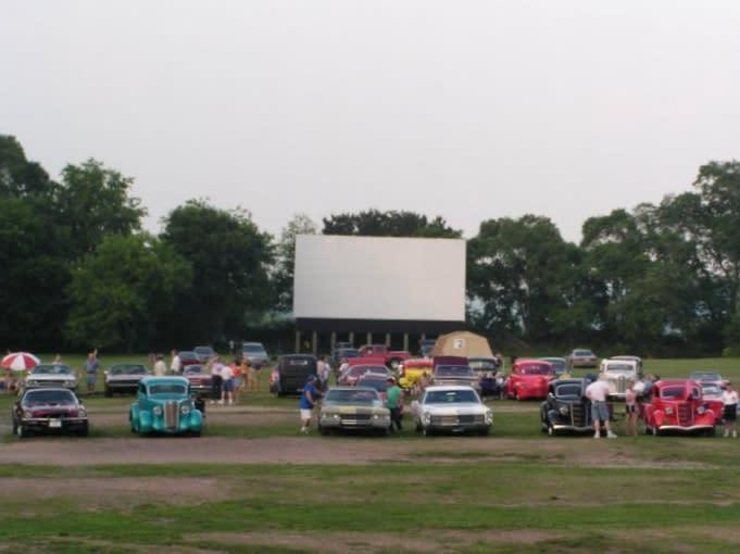 Evergreen Drive-In Theatre