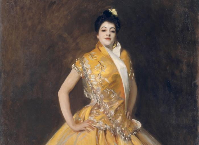 John Singer Sargent and Chicago's Gilded Age