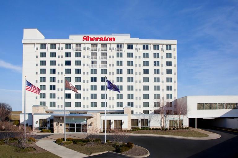 Sheraton Hotel in Southern Indiana