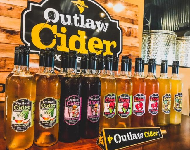 Outlaw Cider Co