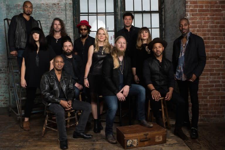 Tedeschi Trucks Band Concert - Fort Wayne, IN