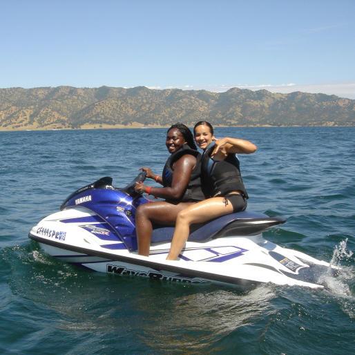 Girls Lake