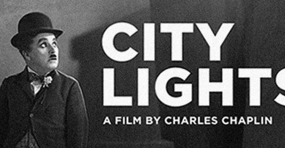 Charlie Chaplin, City Lights, Centennial Concert Hall, Winnipeg