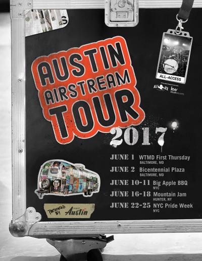 All Access Airstream Tour 2017